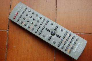 Panasonic Universal DVD Remote Control EUR7623XD0