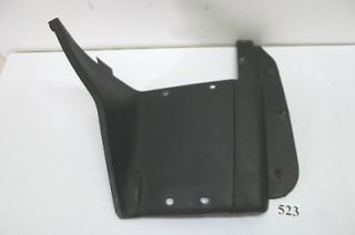 Arctic Cat 500 4x4 ATV Quad OEM Left Rear Lower Mud Flap 02 2002