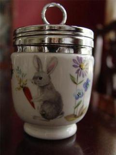 Royal Worcester A Skippety Tale Porcelain Egg Coddler (1)