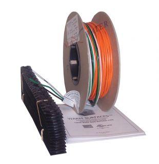 280 Sqft 240 Volt Electric Floor Radiant Heating System