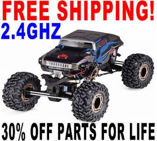 Electric RC Truck 4WD Buggy RS10 XT Rock Crawler 4 Wheel Steering RTR