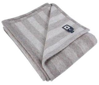 Brand New FINE Alpaca Merino Wool Blanket~94x 61~ TWIN SIZE