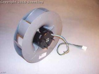 Fasco Electric Motor w/ 10 Fan Attached U73B1 230V .47A 50/60Hz