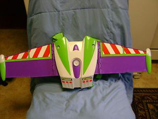 TOY STORY Buzz Lightyear Electronic Talk & Sounds Space Wings