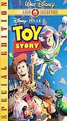 Toy Story VHS, 2000 Special Edition; Clam Shell