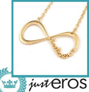 One Direction 1D Directioner Gold Necklace   Harry Styles Niall Zayn