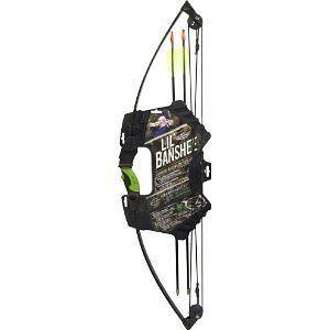 Barnett Outdoors Lil Banshee Jr. Compound Archery Set   Realtree