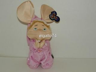 PRAYING GIRL TOPO GIGIO PLUSH DOLL TOY OUR FATHER LORDS PADRE