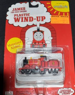JAMES THE RED ENGINE SHINING TIME STATION NIB 1993
