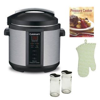 Cuisinart CPC600 Electric Pressure Cooker + Accessory Kit
