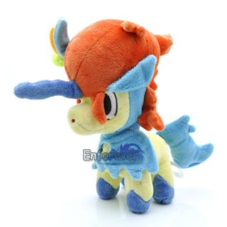 Newly listed New Pokemon 7.5 Keldeo Rare Plush Soft Toy Doll^PC1806