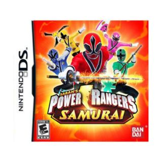 Newly listed Power Rangers Samurai (Nintendo DS) Lite Dsi xl 3ds