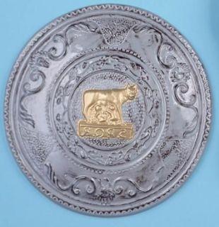 Medieval Knight Shield Round Roman Gladiator Costume