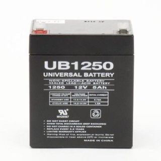 UT1250 12V 5Ah Tomos Revival Sealed AGM Battery