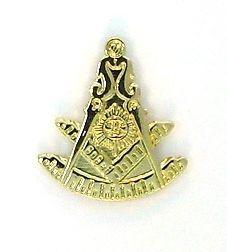 Masonic Past Master Lapel Pin