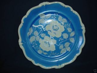 ROSENTHAL SELB GERMANY POMPADOUR HAND PAINTED PLATE