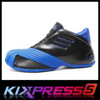 Adidas TMAC 1 Tracy Mcgrady Orlando Magic Black/Royal OG Basketball
