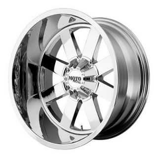 18x10 Moto Metal MO962 Chrome Wheel/Rim(s) 6x139.7 6 139.7 6x5.5 18 10