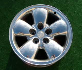 OEM Factory Dodge RAM 1500 20 POLISHED WHEEL Rim 2167 B