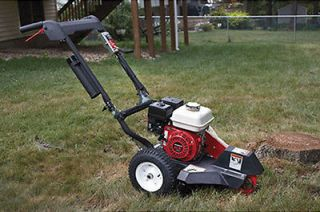 STUMP GRINDER Commercial   5.5 Hp Honda   Carbide Tipped Blade