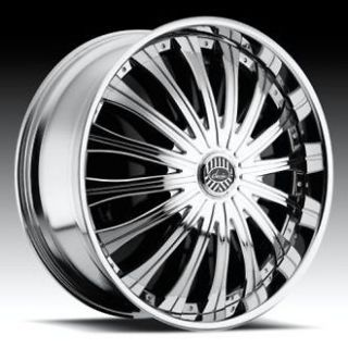 REVOLVE SPINNERS Sagebrush WHEEL SET 24x9.0 RIMS 5 6 Lug Vehicles
