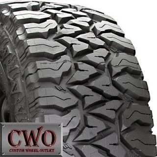 New Fierce Attitude MT 35X12.50 17 Tires 8 Ply D Load Range CWO