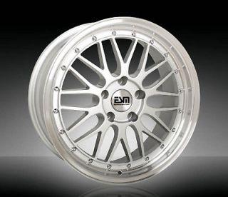19 LM Wheels Rims 5X100 ESM 004 VW SCION SUBARU TOYOTA GEO PONTIAC