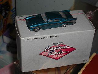 1996 HOT WHEELS 164 CUSTOM RODS CHEZOOM BOYD CODDINGTON CAR