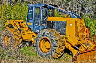 skidder in Forestry Equipment & Supplies