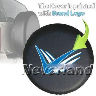 30 31 Spare Wheel Tire PVC Leather Soft Cover For Toyota RAV4 RAV 4