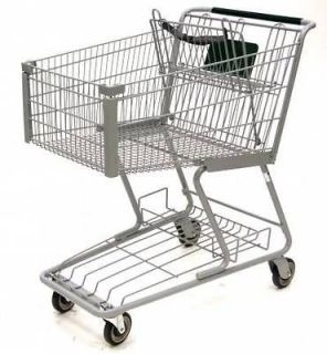 Refurbished Technibilt Shopping Cart ,Baskets, Buggy