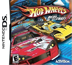 Hot Wheels Beat That Nintendo DS, 2007