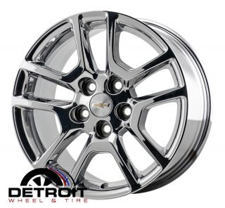 CHEVROLET MALIBU 2013 2013 PVD Bright Chrome Wheels Rims Factory