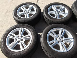 Ford Mustang Factory Wheels Tires Rims 2005 2013 Michelin 3808B