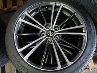 17 2013 Scion Fr s TC XD 15 Spoke Wheels Rims with Tires Free
