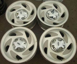 1997 98 99 00 Ford F150 Expedition Alloy Wheels Rims F75Z1007EC