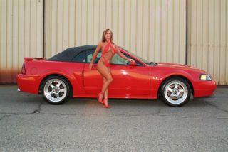 Simmons Wheels Rims Mustang Cobra Saleen Roush GT Custom Forged