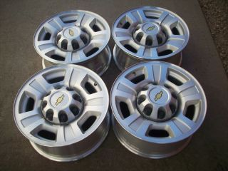 Chevy Suburban Silverado 2500 HD 3500 HD Factory Wheels Rims