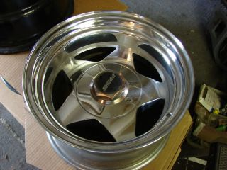Jeep wrangler YJ Rims, polished wheels in great condtion, look at