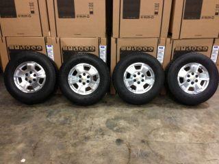 2012 Chevy Silverado Tahoe Suburban Avalanche OEM 17 Wheels Rims Tires