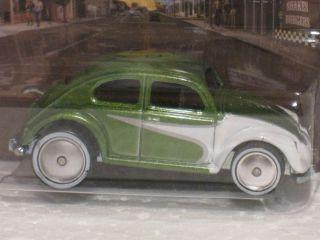 2012 Hot Wheels Boulevard Series VW Beetle Real Riders VHTF