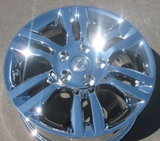 16 FACTORY NISSAN ALTIMA OEM CHROME WHEELS RIMS 2010 12 EXCHANGE STOCK