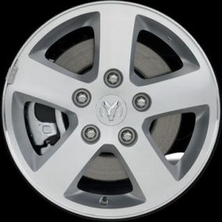 Set of 4 16 Alloy Wheels Rims for 2008 2009 2010 Dodge Caravan