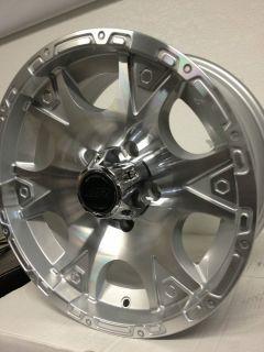 Racing Dagger Wheels Rims Jeep Wrangler 2007 2012 16x8 5x5