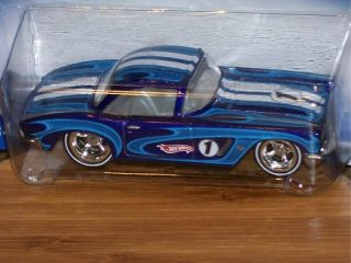 Hot Wheels 2010 62 Corvette Collector Edition New