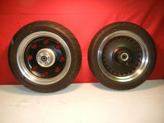 2010 Fat Boy Wheels and Tires Used