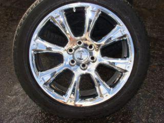 22 Cadillac Escalade Wheels Tires Sensors 2007