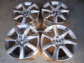 NEW HONDA ODYSSEY DEPAX PAX REPLACEMENT WHEEL RIMS W TPMS 2007 TOURING