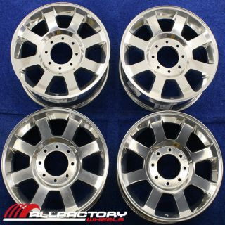 F350 SD Pickup 20 2008 2009 2010 Factory Wheels Rims Set 3693