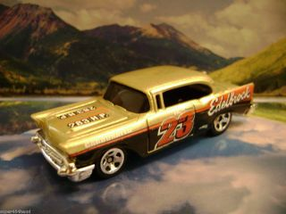 57 Chevy Bel Air 2010 Hot Wheels Performance Series Gold